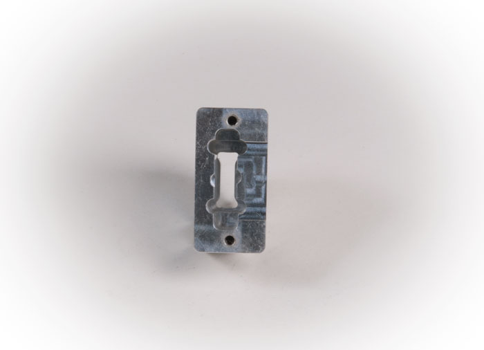 Prototyp - kontaktdon i aluminium